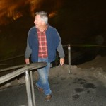 The only cave feature that didn't blur...Burt