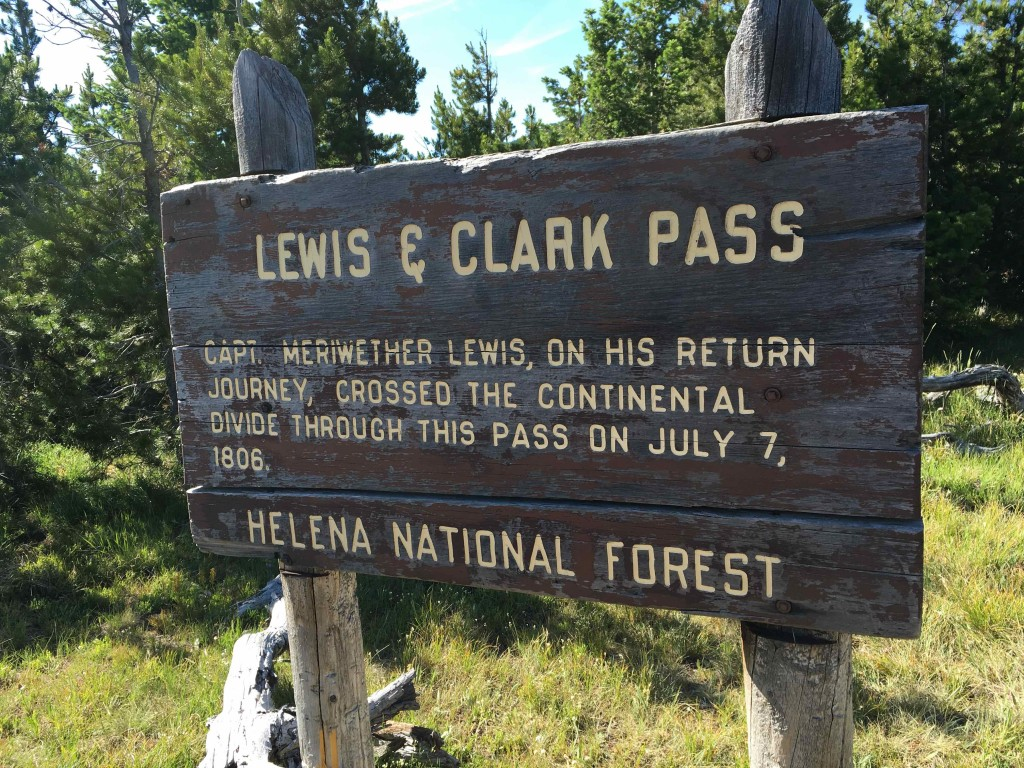 Lewis and Clark Pass