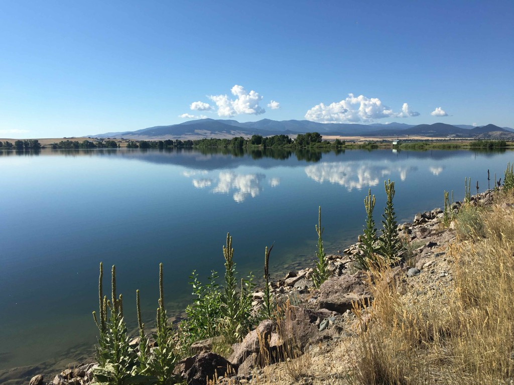 Helena Regulating Reservoir.