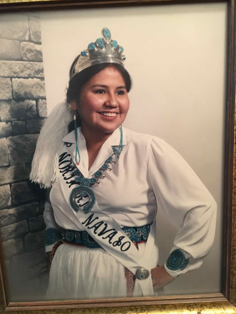 Miss Northern Navaho Nation