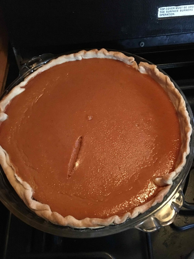 I made this but we ate it before Thanksgiving.