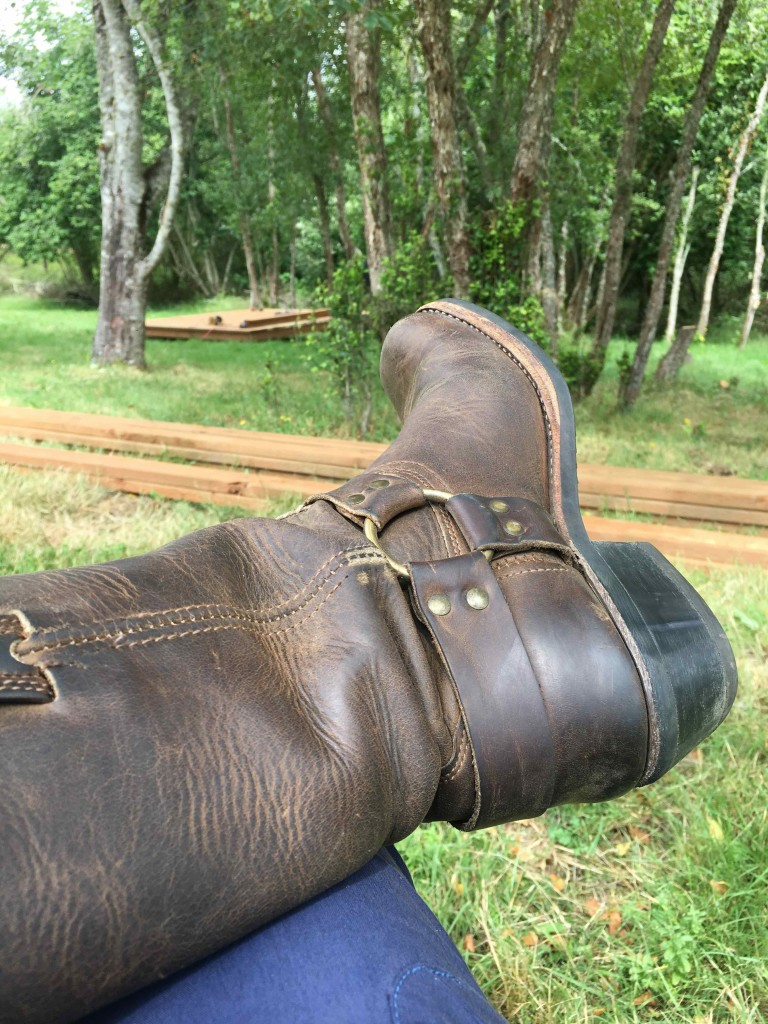 New to me Frye boots