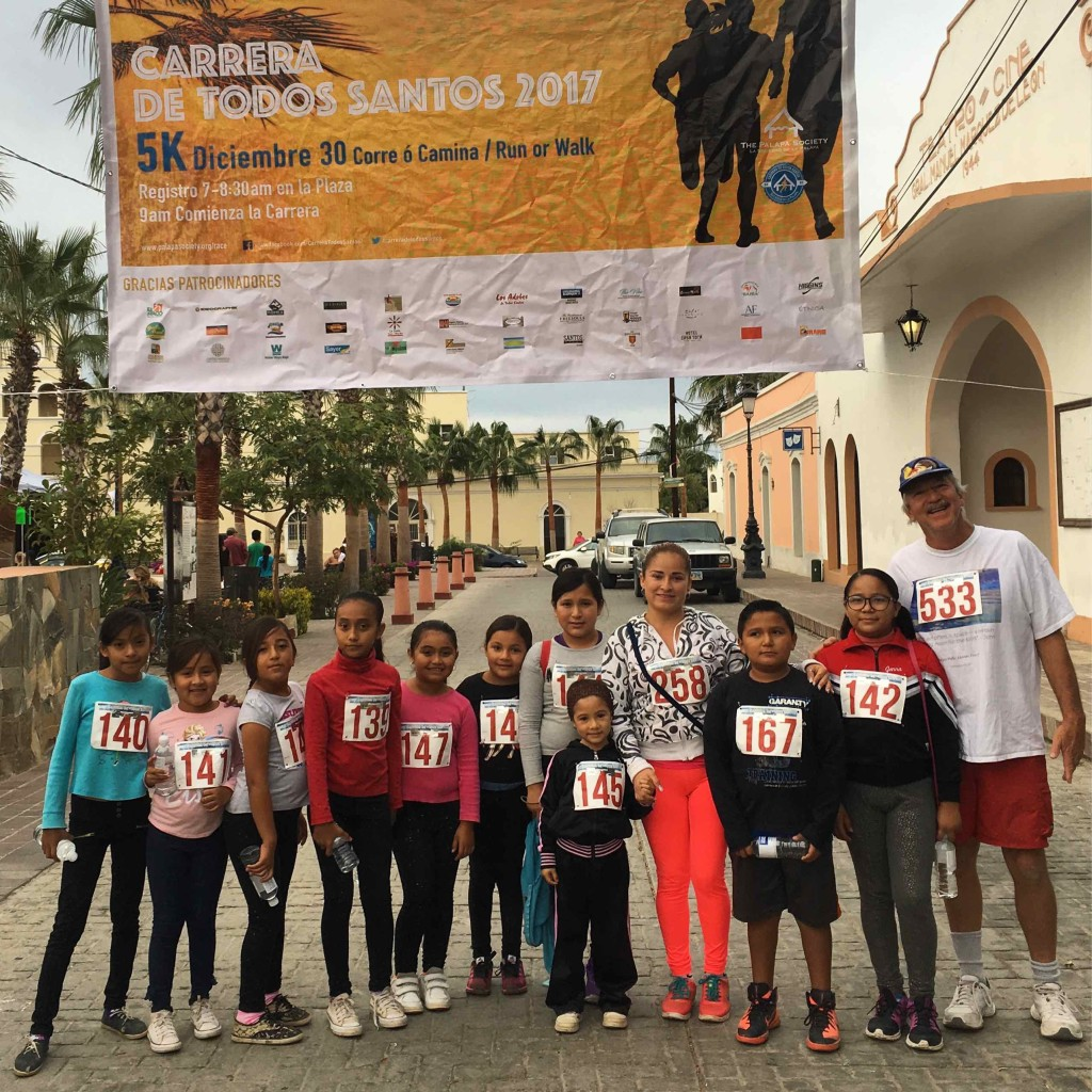 Todos Santos 5k winners. Every one.