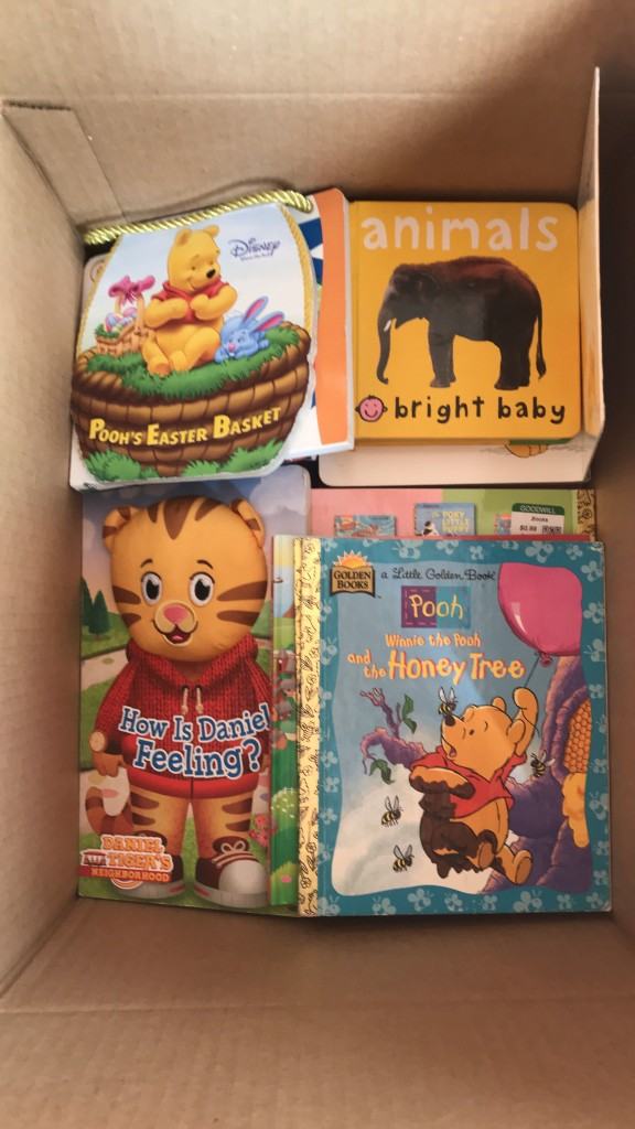 Books for the kiddos