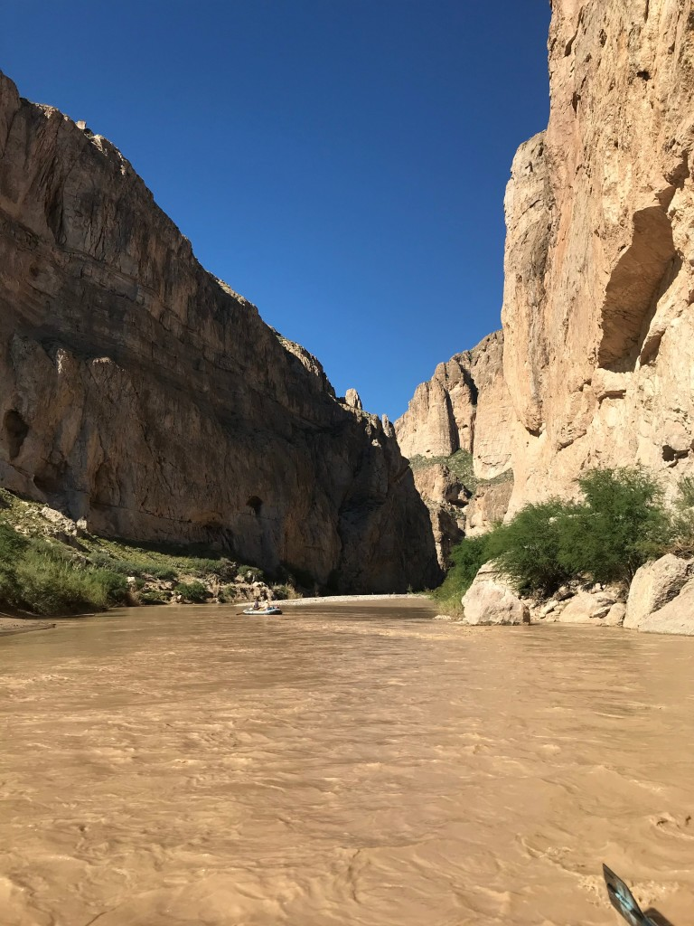 Entrance to Boquillas Canyon