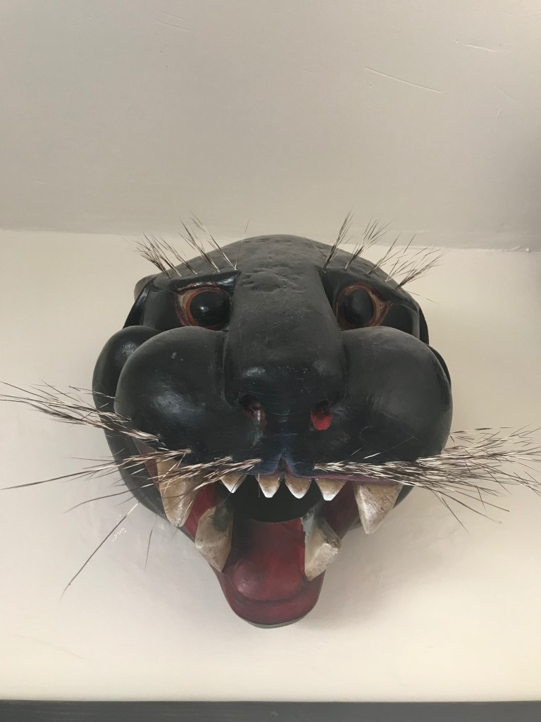 Jaguar mask